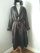 "Womens ""Epic Designs"" 2 in 1 Trench Coat, with Bonus Rain Hat_Removeable lining"
