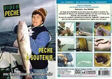 Pêche à soutenir avec Brigite Besson - Pêche en mer - Vidéo Pêche
