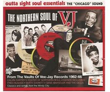 THE NORTHERN SOUL OF VJ - The Chicago Sound -  CD New