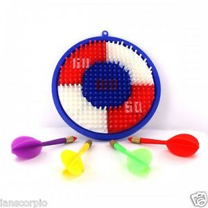CHILDRENS SAFETY TOY DARTBOARD KIDS PARTY BAG TOY ***NEW***