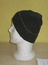 100 cappello cappellino  berretto cuffia pile taglia unica 6189 verde stock
