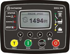 DATAKOM DKG-309 Generator Automatic Mains Failure Control Panel / Unit / AMF_