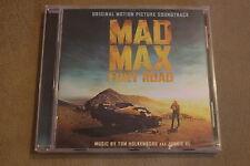 OST Mad Max Fury Road - Tom Holkenborg Aka Junkie XL CD