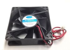 BP8025M12 FAN 12V DC 2P 80mm 80mm 25mm 10 wire 2P terminal connector