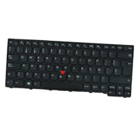 Teclado de Diseño / Idioma: Español para Lenovo Thinkpad T440 T440P T440S