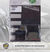 MALAGUTI F12 PHANTOM twin disk 100 DAL 1999 AL 2001 PASTIGLIE FRENO ANTERIORI BR