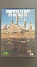 Meerkat Manor : Series 1 Part 2[ DVD ] FREE Next Day Post from NSW