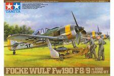 TAMIYA 61104 1/48 Focke-Wulf FW190 F-8/9 w/Bomb Loading