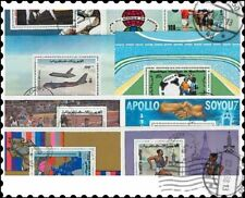 More details for mauritania miniature sheets : 10 different collection