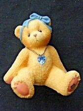 Little Sparkles Birthstone Bear - December (#239933), by Cherished Teddies