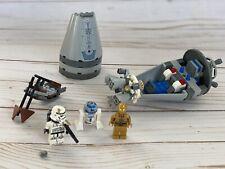 Lego Star Wars Droid Escape Pod (9490) R2D2 C3PO - Retired