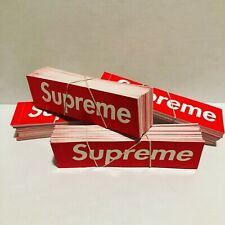 Supreme Sticker Brick | EBay