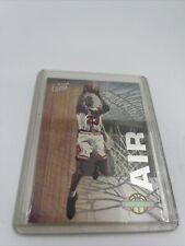Michael Jordan 93-94 Fleer Ultra Famous Nicknames Air #7