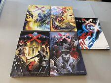 Earth X Graphic Novel Lot! Marvel!