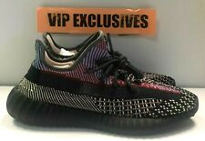 Adidas Yeezy Boost 350 V2 Yecheil negro no reflectante Kanye West FW5190 Talla 4-14