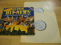 2 LP Super Hit News K-tel Lionel Richie Alphaville Real Life Vinyl TG 1535/2