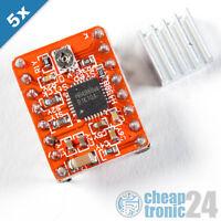 5x A4988 Schrittmotor Treiber Stepper Driver 3D Drucker CNC RepRap Ramps Arduino