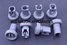 Dishlex-W/House-Simpson Dishwasher Top Basket Rollers X 8 Genuine 50286967-00/0