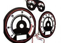 Audi A3 (8L) '96-'03 Design 2 glow gauges dials plasma dials kit tacho glow dash