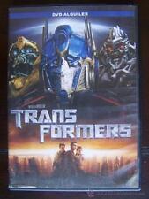 DVD TRANSFORMERS (EDICION DE ALQUILER) (5L)
