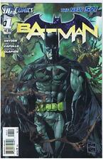 DC Batman The New 52 #1