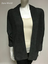Zara Waist Length Cotton Casual Coats & Jackets for Women