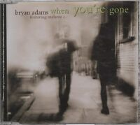 Bryan Adams feat Melanie C - When You're Gone (CD Single)*