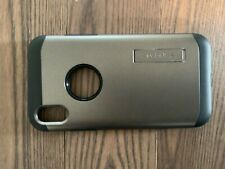 Spigen iPhone XR Grey Case