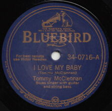 ** TOMMY McCLENNAN  I LOVE MY BABY  SHAKE IT UP AND GO  B2B COUNTRY BLUES ROCKER
