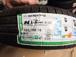 New Old stock Nexen N Blue Eco 165/70/R14 81T Tyre  TW