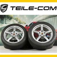 """-70% ORIG. Porsche Boxster/Cayman 981 18"""" Winterräder Satz RDK / Winter wheels"""