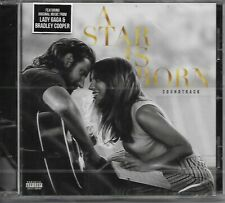 LADY GAGA - A Star Is Born - CD - OST - Interscope - 00602567775539 - Europe
