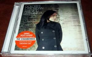 Dolores O'Riordan - Are You Listening? (2007) CD NEW / The Cranberries
