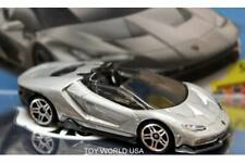 2019 Hot Wheels #213 HW Exotics /'16 Lamborghini Centenario Roadster