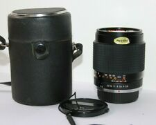 Super Ozeck 135mm f2.8 Telephoto Close Focus Lens Pentax K,PK Mount.K1000.ME etc
