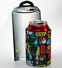 STAR WARS Science Fiction Lucas Films Series CAN KOOZIE COOLIE HOLDER COOLER New
