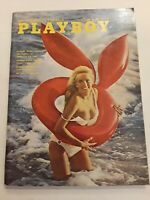 Vintage Playboy Magazine August 1972 Centerfold Intact Linda Summers