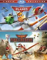 Planes/Planes 2 - Fire & Rescue Blu-Ray Nuovo (BUH0218401)