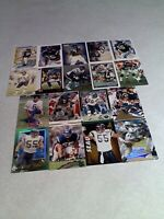 *****Junior Seau*****  Lot of 60 cards.....47 DIFFERENT / Football