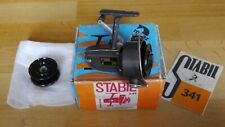 Alte Angelrolle TOKOZ STABIL 341 OVP Made in Czechoslovakia spinning reel boxed