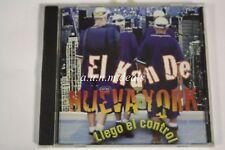 El Kan De Nueva York Llego El Control  Music CD