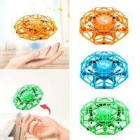 Smart Mini Flying Drone Hand Motion Control UFO Ball Kids Flying Aircraft Toys