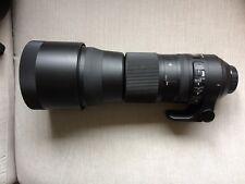 SIGMA 150-600 mm f/5-6.3 DG OS HSM Contemporary Telephoto Zoom Lens - Nikon