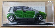 """Busch 49507 Smart Forfour (2005) """"hot & tropic"""" in grün/silber 1:87/H0 NEU/OVP"""