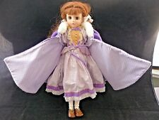 """1980'S  MADAME ALEXANDER DOLL 16"""" TALL WITH CLOTHES GREAT CONDITION"""