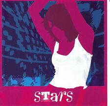 STARS - COMPIL - BONNIE TYLER - LORIE - NADIYA - PEARL - MODELS - CD ALBUM 14T
