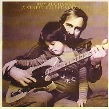 ROY BUCHANAN A STREET CALLED STRAIGHT CD NEW
