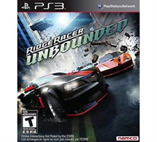 Playstation P3-RIDGE RACER UNBOUNDED GAME NEW