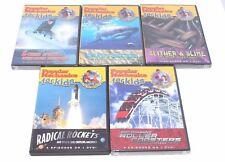 Popular Mechanics for Kids - Episodes on DVDs - 5 DVDs - 1 Missing
