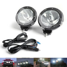 2P HID Xenon Spot Beam Bulb Driving Off Road 7Inch Working Light Lamp 6000K CL